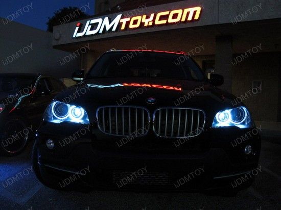 BMW - X5 - Angel - Eyes - 5